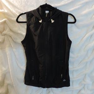 Maurices inMOTION Sleeveless Track Jacket Vest